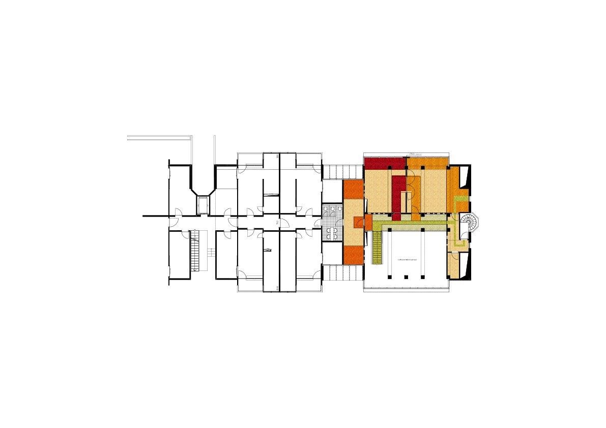 kita in der high deck siedlung ais. Black Bedroom Furniture Sets. Home Design Ideas