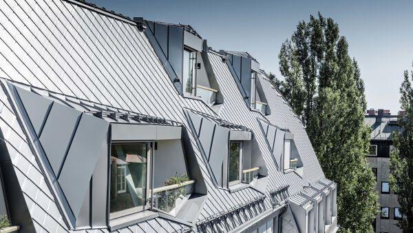 PREFA-Dachsysteme